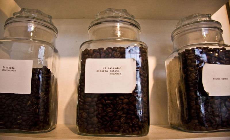 Specialty Coffee Feature-Shot for The East Bay Express