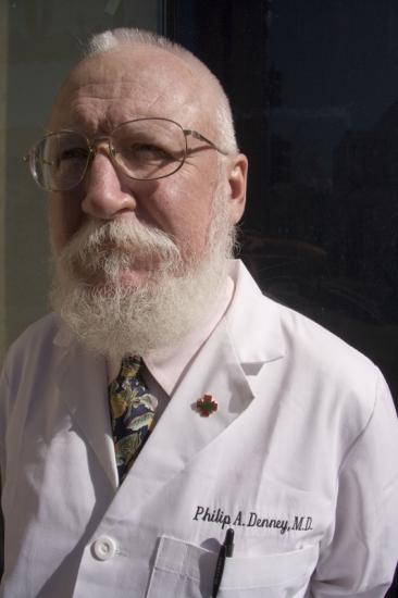 Dr. Phillip Denny-Shot for The East Bay Express