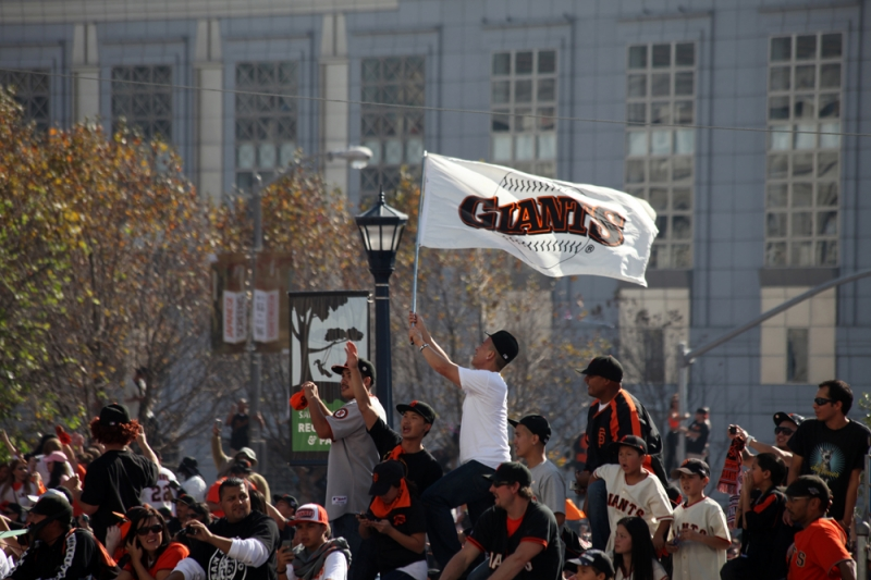 Giants Parade: 7x7