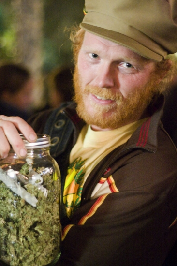 2009 SF Cannabis Cup-Shot for SF Weekly