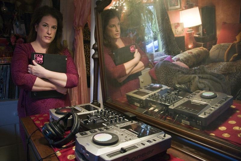 DJ Justin Incredible-Shot for SF Weekly